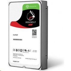 Seagate Enterprise NAS IronWolf Pro 6TB 7200RPM 256MB SATA ST6000NE0021