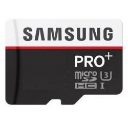 32 GB . microSDHC karta Samsung PRO Plus + adaptér MB-MD32GA/EU