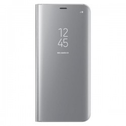 Samsung Polohovacie puzdro pre Samsung Galaxy S8+, Strieborné EF-ZG955CSEGWW