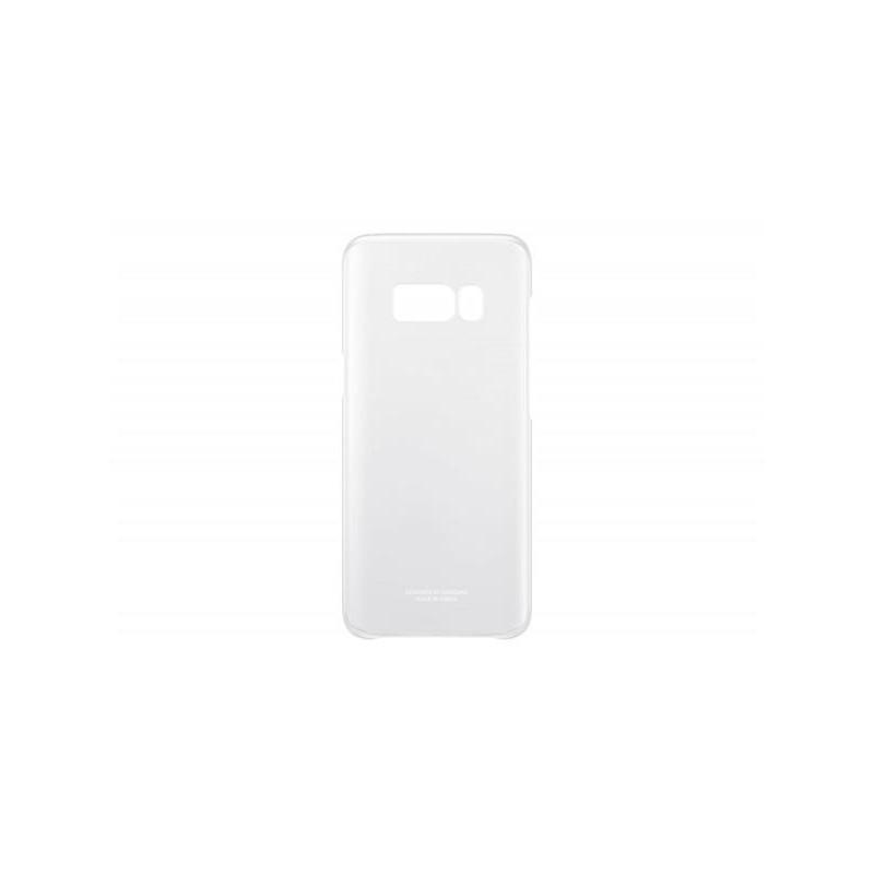 Samsung Zadný kryt pre Samsung Galaxy S8+, Strieborný EF-QG955CSEGWW