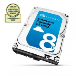 "Seagate Enterprise Capacity 3,5"" 6TB 7200RPM 256MB SATA ST6000NM0115"