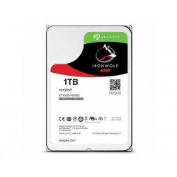 Seagate IronWolf NAS HDD 1TB 5900RPM 64MB SATA III 6Gbit/s ST1000VN002