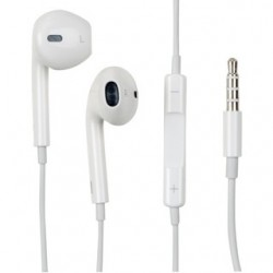 APPLE EarPods with Remote and Mic MD827/AG