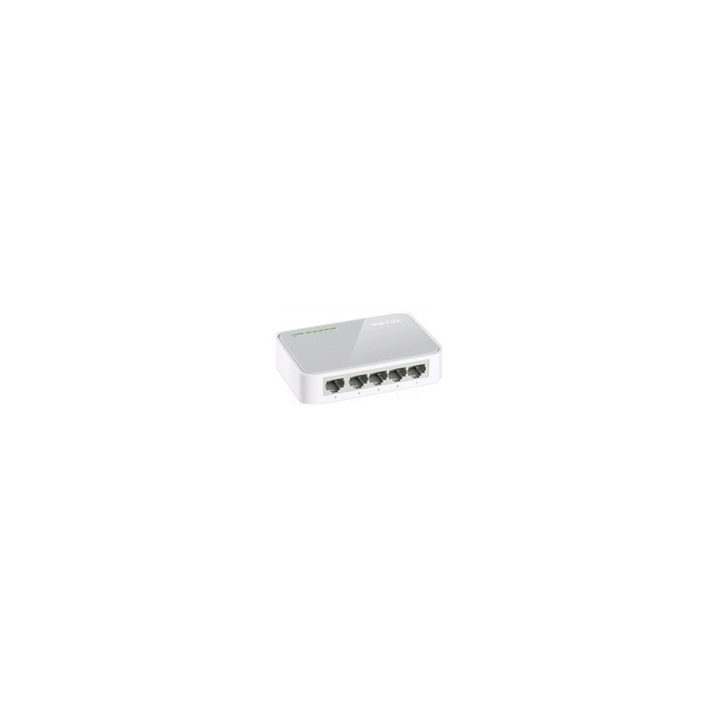 TP-Link TL-SF1005D 5xRJ45 10/100Mbps switch