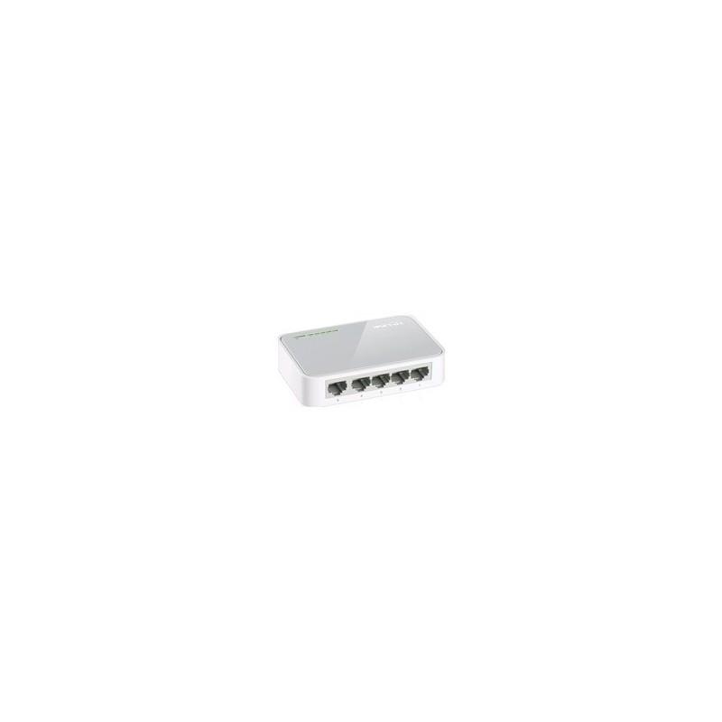 TP-Link TL-SF1005D 5xRJ45 10/100Mbps switch