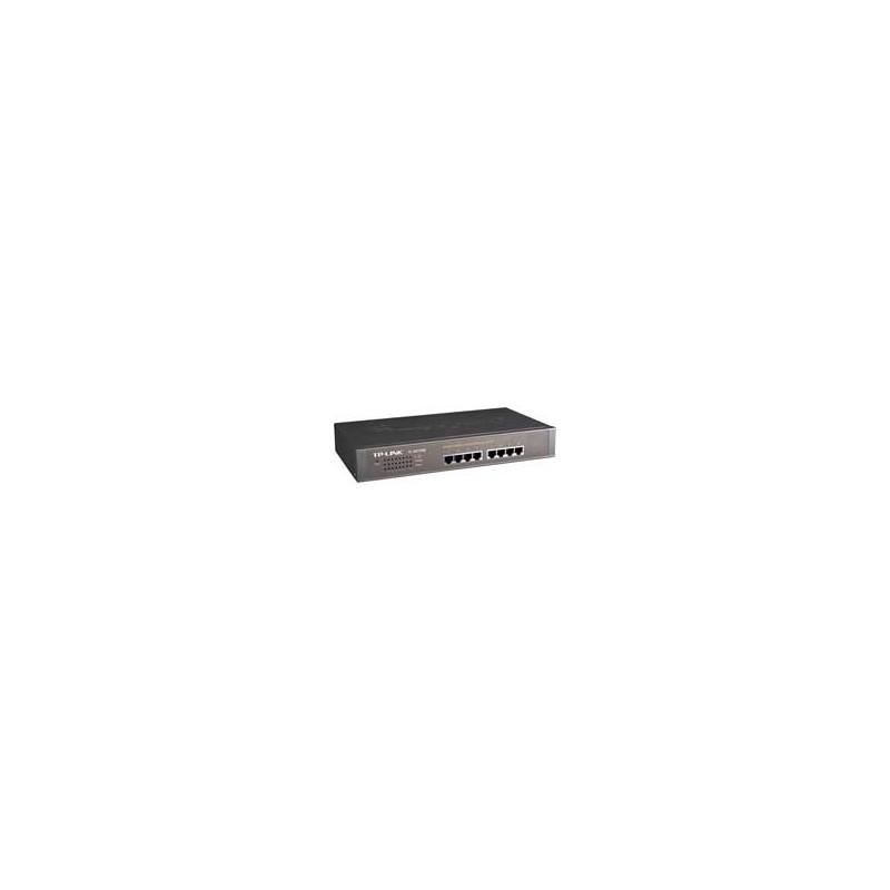 TP-Link TL-SG1008 8xRJ45 10/100/1000Mbps