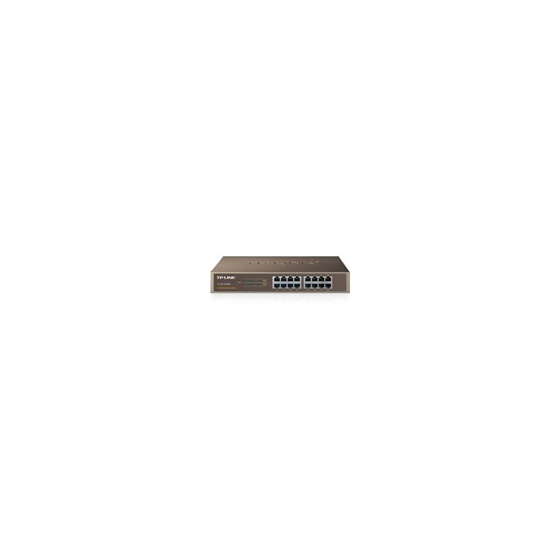 TP-Link TL-SF1016DS 16xRJ45 10/100Mbps switch