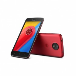 "LENOVO Moto C Plus (4G) 1GB/16GB 5"" DUAL Sim Red PA800046RO"