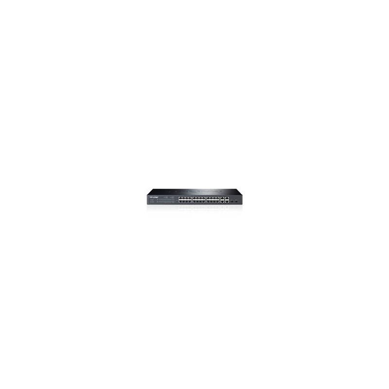 TP-Link TL-SL2428 24x 10/100Mbps+4x SFP Gigabit
