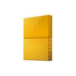 "2TB WD My Passport Black Bird, 2,5"", USB 3.0, Externý žltý WDBYFT0020BYL-WESN"