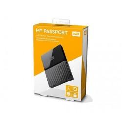 """2TB WD My Passport Black Bird, 2,5"""", USB 3.0, Externý cierny WDBYFT0020BBK-WESN"""