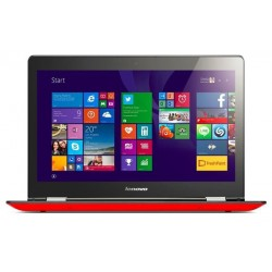 "LENOVO IdeaPad Yoga 500-14 Intel® Pentium® 3805U 4GB 500GB+8GB SSHD 14.0"" HD Touch integr.graf. Win10 červený 2r. 80N4008UCK"