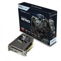 VGA Sapphire NITRO R7 360 2G GDDR5 PCI-E HDMI / DVI-I / DP OC VERSION (UEFI) 11243-05-20G