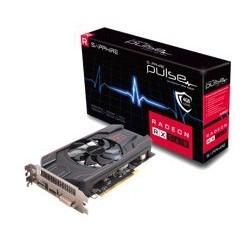 VGA SAPPHIRE PULSE RADEON RX 560 4G GDDR5 HDMI / DVI-D / DP (UEFI) 11267-01-20G