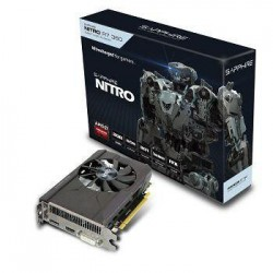Sapphire Radeon R7 360 OC NITRO, 2GB GDDR5 (128 Bit), HDMI, DVI, DP, BULK 11243-05-10G