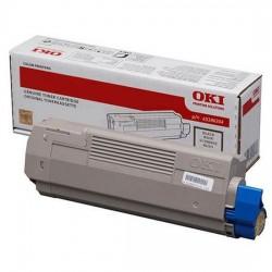 OKI originál toner 45396304, black, 8000str., OKI MC760, 770, 780