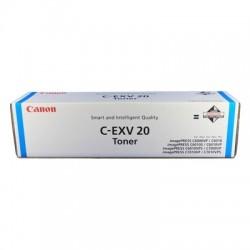 Canon originál toner C-EXV20, cyan, 35000str., 0437B002, Canon iP-C7000VP