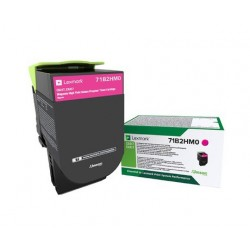 CS/CX41/51x Magenta Toner Cartridge High Return - 3 500 stran 71B2HM0