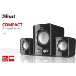 TRUST reproduktory ZIVA COMPACT 2.1 SPEAKER SET 21525