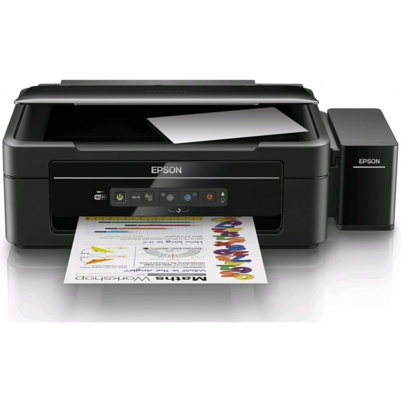 Epson L386, A4 color All-in-One, USB, WiFi, iPrint