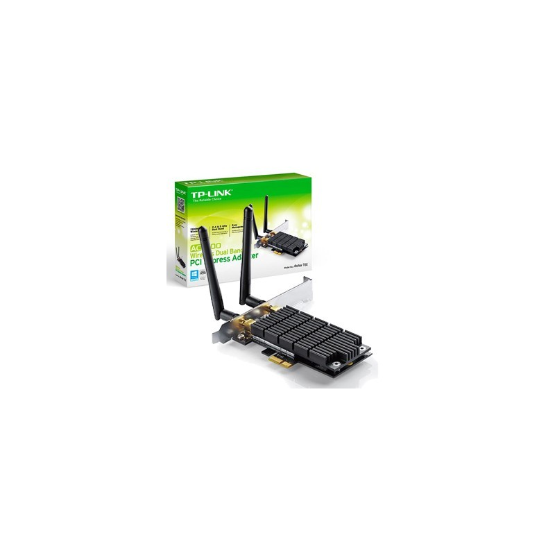 TP-Link Archer T6E AC1300 Dual Band Wireless PCI E