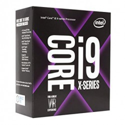 Intel® Core™i9-7900X processor, 3,30GHz, 13.75MB, FCLGA2066 BOX BX80673I97900X