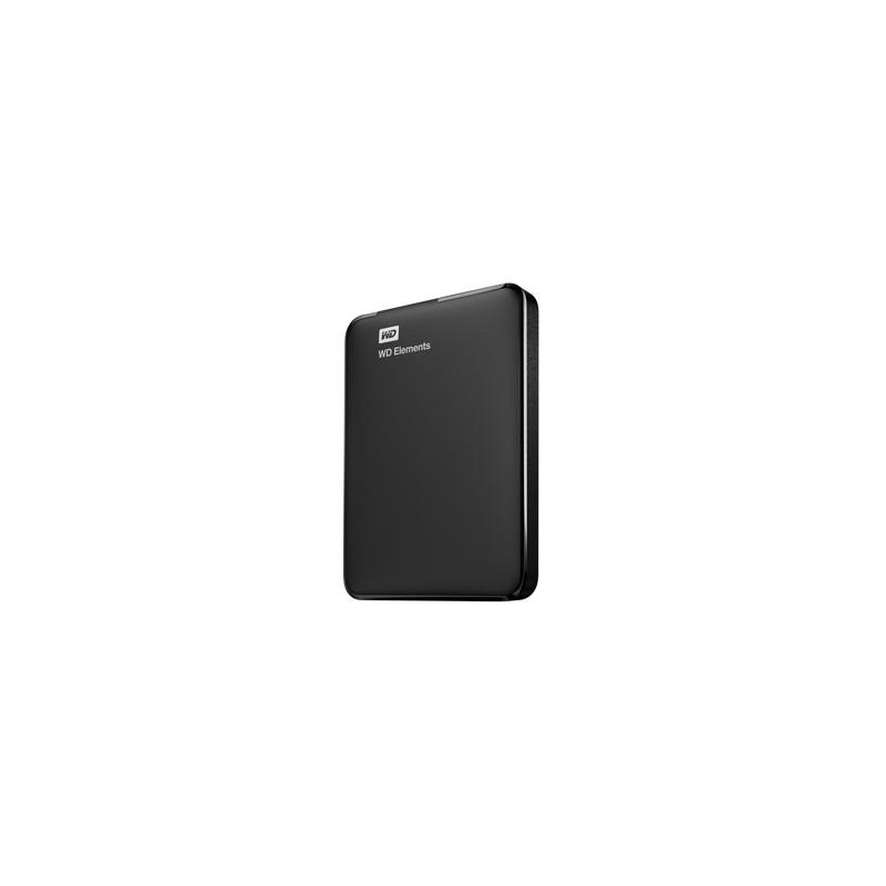 "WD Elements® Portable 2,5"" Externý HDD 750GB 5400RPM USB 3.0, čierny WDBUZG7500ABK-WESN"