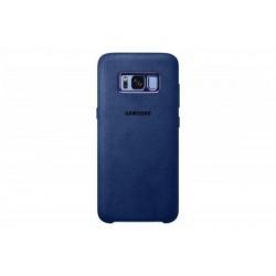 Samsung Zadný kryt Alcantara pre Samsung S8+, Modrý EF-XG955ALEGWW