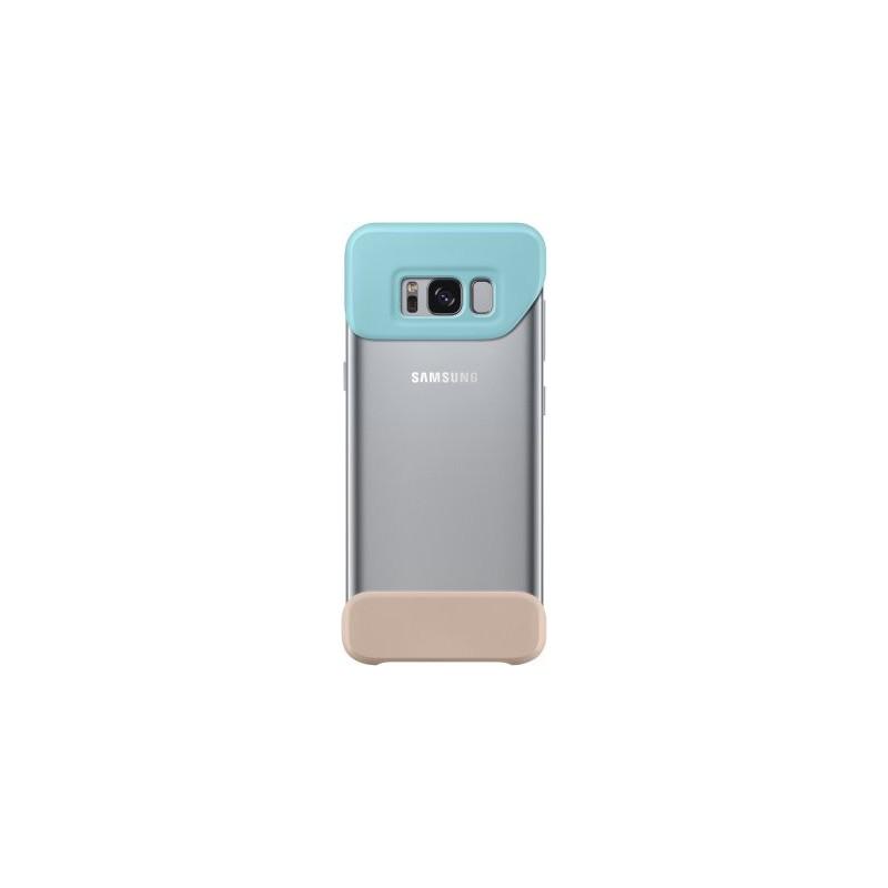 Samsung Zadný kryt 2 diely pre Samsung S8+, Mint EF-MG955CMEGWW
