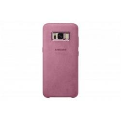 Samsung Zadný kryt Alcantara pre Samsung S8+, Ružový EF-XG955APEGWW