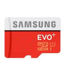 256 GB microSDHC karta UHS-1 Samsung EVO Plus + adapter MB-MC256GA/EU
