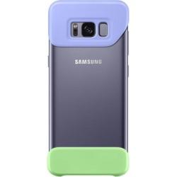 Samsung Zadný kryt 2 diely pre Samsung S8, Violet EF-MG950CVEGWW