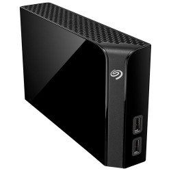"Seagate Backup Plus HUB 8TB 3,5"" external HDD USB3.0 čierny STEL8000200"