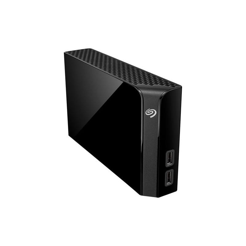 """Seagate Backup Plus HUB 8TB 3,5"""" external HDD USB3.0 čierny STEL8000200"""