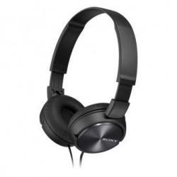 SONY MDR-ZX310 - Sluchátka s páskem, 30mm reproduktory s citlivostí...