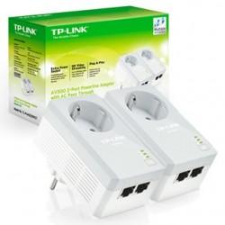 TP-Link TL-PA4020PKIT AV500 2-port Powerline Adapt