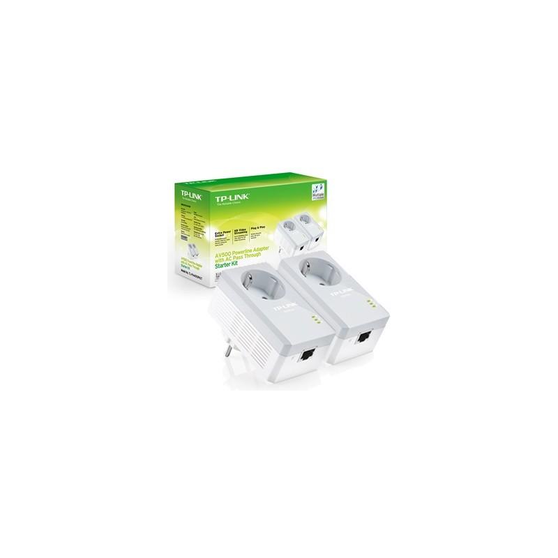 TP-Link TL-PA4010PKIT AV500 Nano Powerline Adapter