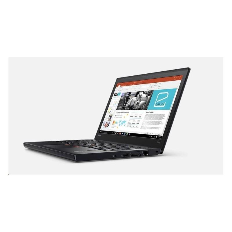 """LENOVO ThinkPad X270 i5-7300U 8GB 256GB SSD 12.5""""FHD IPS matný LTE Win10PRO čierny 3r 20HN001DXS"""