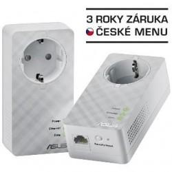 Asus PL-E52P Duo Home Plug AV 600Mbps 90IQ0070-BM0000