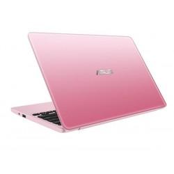 """ASUS VivoBook E203NA-FD043TS Celeron N3350 11,6"""" HD leský UMA 4GB 32GB WL Cam W10 ružový"""