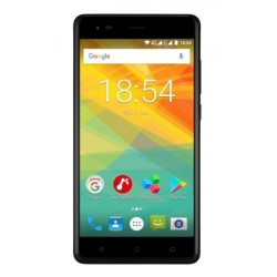 "Prestigio Multiphone GRACE R5 5.5"" LTE 1280x720 1/16GB WIFI BT GPS 3000mAhCAM 2/13Mpx Android 7 DUALSIM CIERNY PSP5552DUOBLACK"