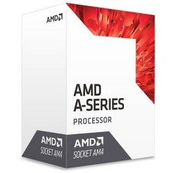 AMD, A8-9600 Processor BOX, soc. AM4, 65W, Radeon R7 Series AD9600AGABBOX