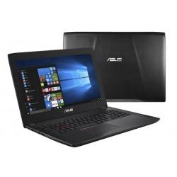 "ASUS FX502VD-FY014T Intel i5-7300HQ 15.6"" FHD matný GTX1050/4G 8GB 1TB+128 SSD WL BT Cam W10 CS"