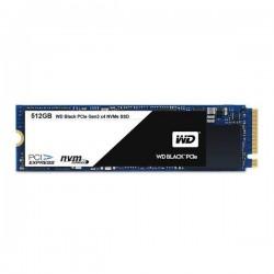 WD Black 512GB SSD NVMe, M.2 2280 ( r2050MB/s, w800MB/s ) WDS512G1X0C