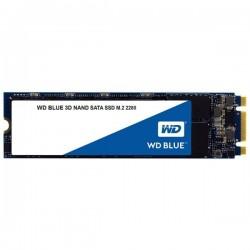 "WD Blue 500GB SSD SATA3 M.2 2280, 2,5"" ( r560MB/s, w530MB/s ) WDS500G2B0B"