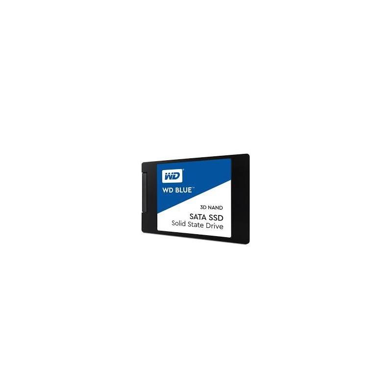 "WD Blue 500GB SSD SATA3, 2,5"" (7 mm) ( r560MB/s, w530MB/s ) WDS500G2B0A"