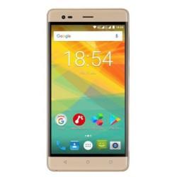 "Prestigio Multiphone GRACE R5 5.5"" LTE 1280x720 1/16GB WIFI BT GPS 3000mAhCAM 2/13Mpx Android 7 DUALSIM ZLATY PSP5552DUOGOLD"