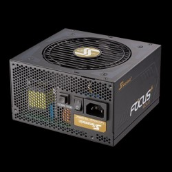 Zdroj 650W, SEASONIC FOCUS Plus 650 Gold 1FX65GFRT3A11W