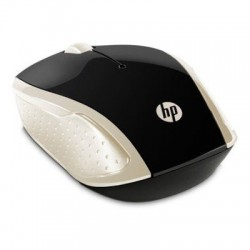 HP Wireless Mouse 200 Silk Gold) 2HU83AA#ABB