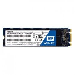 "WD Blue 500GB SSD SATA3 M.2 2280, 2,5"" ( r545MB/s, w525MB/s ) WDS500G1B0B"